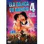Dvd Original Do Filme Ela Dança Eu Danço 4 (peter Gallagher)
