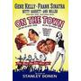 Dvd Um Dia Em Nova York ( Frank Sinatra ) Dub - Frete Grátis