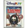 Dvd O Galinho Chicken Little - Disneyplay Original Lacrado