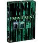 Coleção Matrix - Box Com 5 Dvds - Lacrado - Keanu Reeves