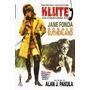 Dvd Klute, O Passado Condena ( Jane Fonda ) Dublado