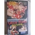 Vhs - I Campeonato Aberto De Vale Tudo Nacional - Original