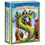 Blu-ray Quadrilogia Shrek - A História Completa - Lacrado