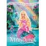 Dvd Original Do Filme Barbie Fairytopia Mermaidia