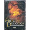 Dvd: Illuminati - Anjos E Demônios - Simon Cox - Lacrado