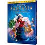 Fantasia & Fantasia 2000 (dvd Duplo Lacrado)