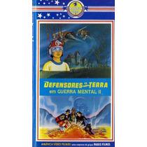 Vhs - Defensores Da Terra Em Guerra Mental 2