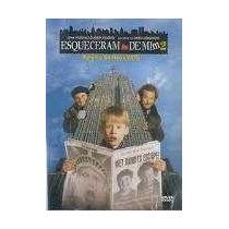 Esqueceram De Mim 2 Dvd Infantil Macaulay Culkin Natal