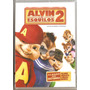 Dvd Alvin E Os Esquilos 2 - Novo***