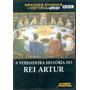 Dvd A Verdadeira Historia Do Rei Artur Serie Enigmas Bbc