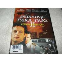 Dvd Deixados Para Trás 2 Comando Tribulação Original