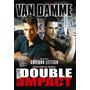 Duplo Impacto Dvd Van Damme Dublado Em Portugues Original