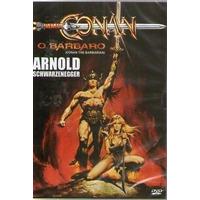 Dvd Conan O Barbaro Novo Orig Lacrado Dublado Schwarzenegger