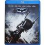 Blu-ray Batman - O Caveleiro Das Trevas Novo E Lacrado
