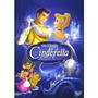 Dvd Disney Cinderela 1, 2 3 Orig Raros 3 Dvds 1ª Tiragem