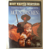 Os Homens Da Montanha Dvd (novo E Lacrado) Charlton Heston