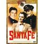 Dvd Santa Fé - Ronald Reagan Faroeste Lacrado Original