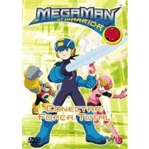 Dvd Original E Lacrado: Megaman (vol 2) Conectar! Força...