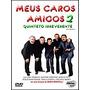 Dvd Meus Caros Amigos 2 Quinteto Irreverente (1982) - Novo