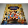 Dvd Disney Os Tres Mosqueteiros Mickey Donald Pateta