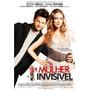 Dvd A Mulher Invisivel Com Selton Mello E Luana Piovani