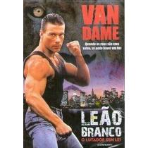Dvd Leão Branco - Van Damme - Lacrado E Dublado!
