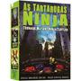 Tartarugas Ninjas Box 3dvd