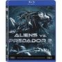Alien Vs. Predador 2 - Blu Ray Dublado, Lacrado!