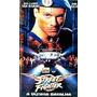 Vhs - Street Fighter A Última Batalha - Jean-claude Van Damm