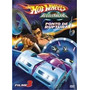 Dvd Do Filme Hot Wheels Acceleracers - Ponto De Ruptura