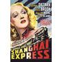 O Expresso De Shangai (1932) Marlene Dietrich