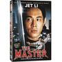 Dvd O Mestre ( Jet Li ) Dublado