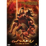 Dvd Original Gisaku E A Chave Do Tempo