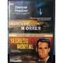 Dvd Ação: Marcado Para Morrer / Segredo Mortal - 2 Filmes