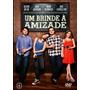 Dvd - Um Brinde À Amizade - ( Drinking Buddies )