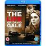 Blu-ray A Vida De David Gale - Dublado - Lacrado