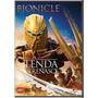 Bionicle A Lenda Renasce Dvd Lacrado Original