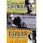 Dvd, Tarzan, Caçadores, Destemido, Novas Aventuras, 3 Filmes