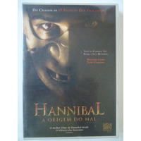 Dvd Original ` Hannibal A Origem Do Mal ´