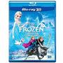 Blu-ray 3d: Frozen - Disney [apenas 3d]