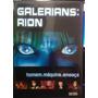 Dvd Galerians: Rion - Homem. Máquina. Ameaça - Original Raro