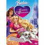 Dvd Barbie E O Castelo De Diamante (original)