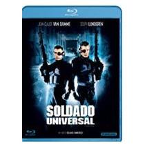 Soldado Universal - Van Damme - Blu Ray Dub/leg, Lacrado