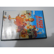 Dvd Filme Infantil A Fuga Das Galinha