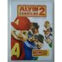 Dvd Original ` Alvin E Os Esquilos 2 ´