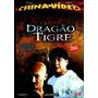 Dvd - O Dragão E O Tigre - Artes Marciais - Lacrado
