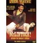 Dvd - Mclintock - Quando Um Homem É Homem - D1176