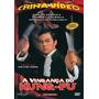 A Vingança Do Kung Fu - Dvd - David Chiang - Lung Ti
