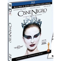 Blu Ray Cisne Negro Ed De Colecionador Blu-ray + Dvd + Livro