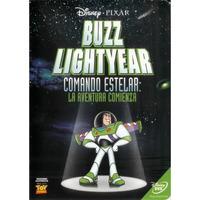 Toy Story - Buzz Lightyear Do Comando Estelar (lacrado)